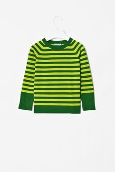 Striped jumper by COS