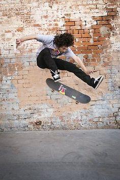 The ultimate skate art #redbull