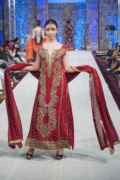 Mona Imran 2014 PFWL Bridal Collection