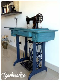 Maquina de coser Singer  Singer sewing machine