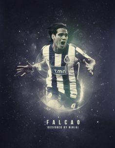 Falcao by =NINJAIWORKS