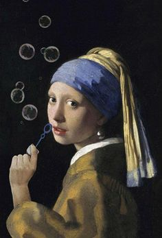 Johannes Vermeer Girl W A Pearl Earring BLACK Wood Framed Art Poster Multi for sale online Johannes Vermeer, Top Paintings, Cross Paintings, European Paintings, Stretched Canvas Prints, Canvas Art Prints, Canvas Mobile, Girl With Pearl Earring, Mona Lisa