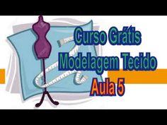 Curso Modelagem Tecido GRÁTIS - Roupas Com Manga 5/12