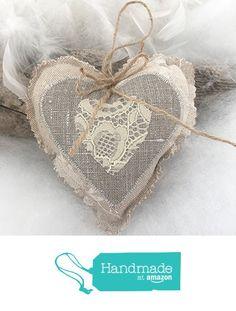 "Coeur tissu lin fleuri "" fait main ""... à partir des Mode2filles by Inès&Zoé https://www.amazon.fr/dp/B01LYNQQJS/ref=hnd_sw_r_pi_dp_OYJ9xbEYSSE2P #handmadeatamazon"