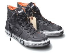 Undefeated X Converse Sneakers