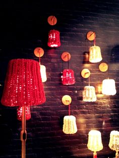Find This Pin And More On Casamania. Knit Lights Via Casamania