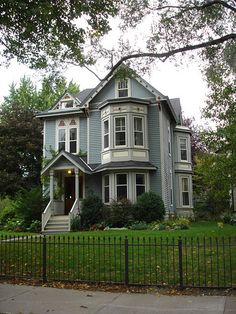 Victorian home on Summit