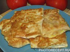 Photo de la recette - Enveloppes de lavash frites - étape 5