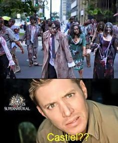 #Sobrenatural #Supernatural