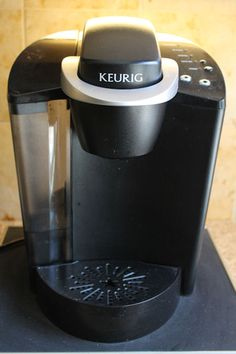 How to Clean a Keurig. I don't have one (I don't drink coffee), but I'm sure someone out there would love to see this.