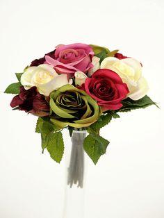 Artificial Vintage Rose