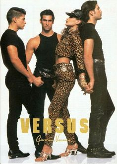 Versace: History of a Decadent House-Part1 ~ Men Chic- Men's Fashion and Lifestyle Online Magazine