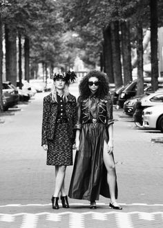 Styled by Danie Bles | items available @ ByDanie Designer Vintage Store | Cornelis Schuytstraat 45 | Amsterdam | Hair & Make-up by Fleur Rubbingh