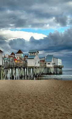 We can never get enough of the classic OOB Pier capturing the nostalgia of the past. http://www.visitmaine.net/town/10/old-orchard-beach
