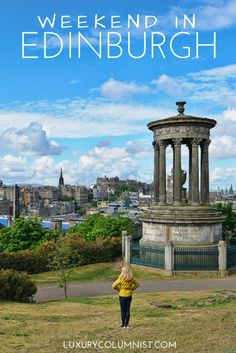 Scotland's capital is one of the most captivating places in the UK. Here are the best things to do with a weekend in Edinburgh Scotland Culture, Scotland Uk, Edinburgh Scotland, Scotland Travel, Ireland Travel, Bermuda Vacations, Bahamas Vacation, Sailing Adventures, Cruise Destinations