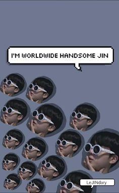 #JIN #WALLPAPER Google Sign In, Online Advertising, Worldwide Handsome, First They Came, Jin, Wallpapers, Wallpaper, Gin