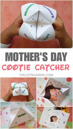 .Mother's day craft