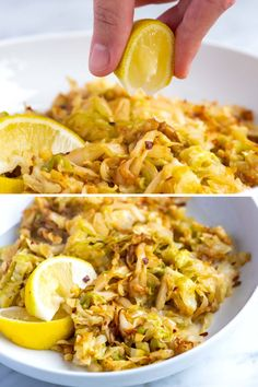 88 clean eating healthy sweet snacks under 100 calories - Clean Eating Snacks Healthy Sweet Snacks, Healthy Side Dishes, Veggie Dishes, Vegetable Recipes, Vegetarian Recipes, Healthy Recipes, Best Cabbage Recipe, Napa Cabbage Recipes, Sauteed Cabbage