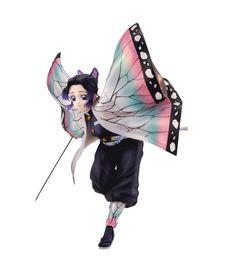 Demon Slayer, Slayer Anime, Anime Angel, Anime Demon, Anime Girl Cute, Anime Art Girl, Figurine Anime, Human Anatomy Drawing, Ninja Girl