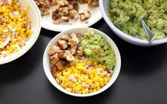 Chipotle style burrito bowls you can make at home