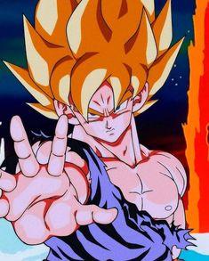 Dragon Ball Gt, Dbz Super Saiyan, Goku Wallpaper, Faith Of Our Fathers, Cute Anime Pics, Anime Manga, Fan Art, Cartoon, Drawings