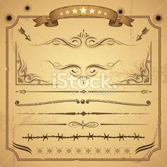 stock-illustration-16260552-western-concept-design-element.jpg (380×380)