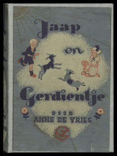 Jaap en Gerdientje - design by Tjeerd Bottema