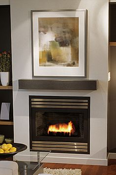 Modern Fireplace Mantels   Fireplace Mantel Judd