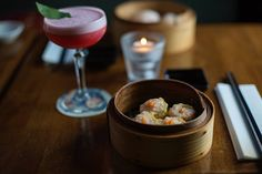 "Opium Parlour |  Magical Spots To Escape To In London ""Cocktails and dim sum until 3am, yes please."""