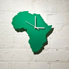 Because Africa is the land where my heart resides...