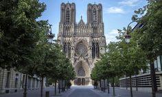Hotel le Bristol à Reims : Virée au centre de Reims