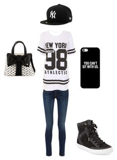 """""""New York 98"""" by musicheartbeatjj ❤ liked on Polyvore"""