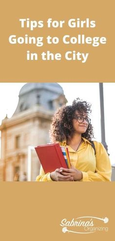 Tips for Girls Going to College in the City - long image College Success, New College, City College, College Hacks, Dorm Tips, Daily Cleaning Checklist, Age Appropriate Chores, Messy Room, Making Life Easier