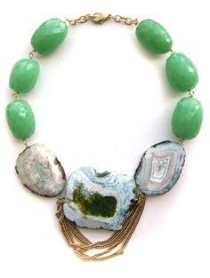 lovely/edgy jewelry by Hyla Dewitt