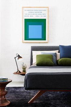 Blue, green, grey.
