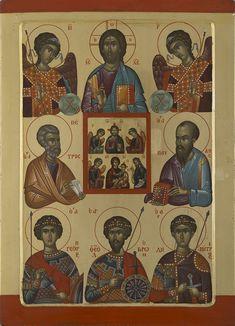 Christ, Byzantine Icons, Catholic Prayers, Orthodox Icons, Religious Art, Ikon, Saints, Bible, Painting