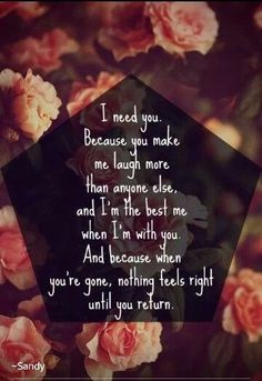 I Need You Pictures, Photos, and Images for Facebook, Tumblr, Pinterest, and Twitter