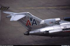 Boeing 727-223/Adv - American Airlines | Aviation Photo #0129113 | Airliners.net
