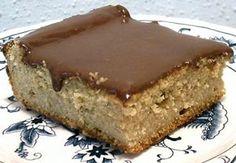 Carbquik Peanut Butter Cake