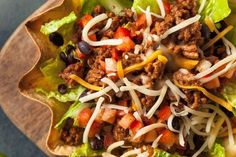 I mean… who doesn't love a good taco?! Since we can't eat tortillas at every meal, unfortunately, a taco salad is the next best thing. And it's damn good, too! I'm pretty sure I can have a taco salad for lunch every day and never get bored. Especially with it being one of the Read more.
