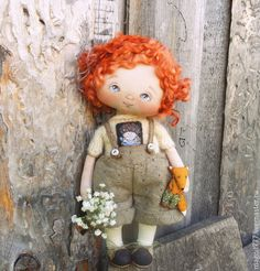 Купить Варенька - текстильная кукла купить, текстильная кукла, подарок, коллекционная кукла, интерьерная кукла