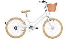 Creme Mini Molly 20 Lapset lasten polkupyörä 2-speed automatix, valkoinen