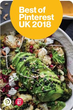 Healthy glow broccoli + lemon winter salad by Salted Mint. Runner-up of 'best nourishing nosh Veggie Recipes, Salad Recipes, Vegetarian Recipes, Cooking Recipes, Healthy Recipes, Healthy Salads, Recipes Dinner, Beef Recipes, Recipies