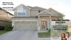 8624 Harrier Dr, Beautiful  4 bed 3 bath home for sale in Parmer Village, Austin TX  https://gp1pro.com/USA/TX/Williamson/Austin/Parmer_Village_Condo/8624_Harrier_Dr.html  CLICK THIS LINK FOR ADDITIONAL DETAILS & SCHEDULE A SHOWING:  or Call Grant & Clare Trevarthen at (512) 554-9446.  8624 Harrier Dr, Beautiful  4 bed 3 bath home for sale in Parmer Village, Austin TX.  Bright and spacious with 2-story family room ceilings, three separate living areas (family, loft, and media rooms)…
