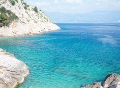 Ile de Krk en Croatie