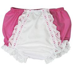 Belle's Bloomer - Hamptons Hot Pink Corduroy