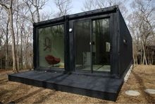 Shipping container home plans and cost 3 bedroom container house plans,cargo container cabin conex box home floor plans,converting shipping containers into living spaces sea can homes. Container Home Designs, Container Shop, Container Cabin, Cargo Container, Container Houses, Container Office, Building A Container Home, Container Buildings, Container Architecture