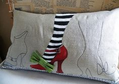 The red shoe ... by monaw2008, via Flickr