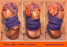 ELENA SIRI CUSTOM CREATIONS www.elenasiri.com