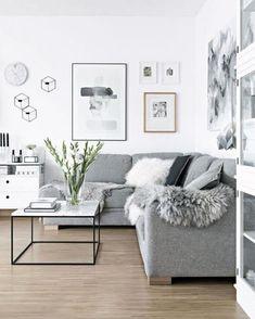 75 Cozy Scandinavian Bedroom Ideas
